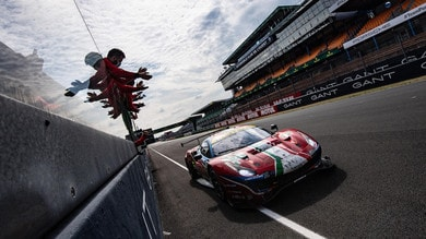 24 Ore Le Mans, Pier Guidi senza rimpianti: