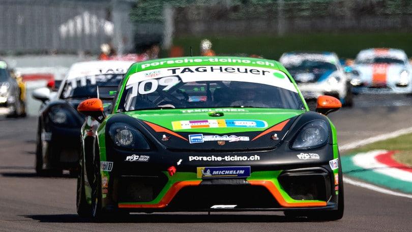 Fenici cerca l'allungo al Mugello nella Porsche Sports Cup Suisse