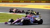 GP Russia, Racing Point aggiornata solo per Stroll