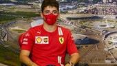 GP Russia, Leclerc: 'Riposare? Dobbiamo lavorare più che mai'