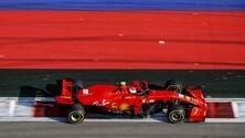 Gran Premio di Russia, le prove libere FOTO