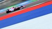 GP Russia, qualifiche a due facce per la Racing Point