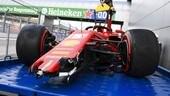"""GP Russia, Vettel: """"Non sono contento"""""""