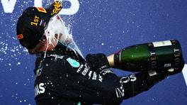 Gp Russia, Bottas che trionfo a Sochi FOTO