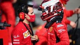 """GP Russia, Leclerc: """"Molto soddisfatti, aggiornamenti più grandi alla prossima gara"""""""