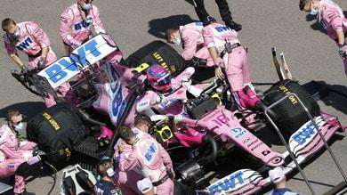 Gp Russia, Stroll contro Leclerc: