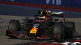 GP Russia, Horner: Verstappen ha dato il Max, clipping Honda noto