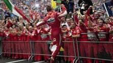 Schumacher, in Cina l'ultima vittoria in Ferrari FOTO