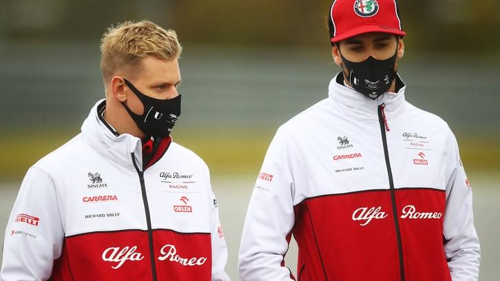 Formula 1, presentazione Gp Eifel