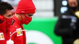 """GP Eifel, Leclerc: """"Qualifica solo un'illusione, oggi disastro soprattutto con le soft"""""""