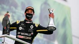 """GP Eifel, Ricciardo: """"Emozione come il primo podio! Abiteboul? Farà il tatuaggio"""""""