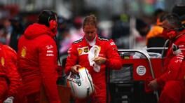 """GP Eifel, Vettel: """"Troppi rischi con l'Alfa, non c'era il passo"""""""