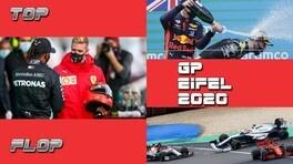 Mick Schumi, le 91 di Hamilton e il flop Ferrari: il meglio e il peggio del Gp Eifel