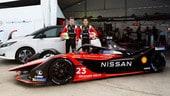 Formula E, Nissan che convince non si cambia: confermati Buemi e Rowland