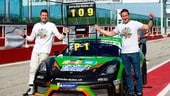 Fenici èil campione GT4 della Porsche Sports Cup Suisse