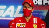 GP Portogallo, Vettel: 'Leclerc ha estratto il massimo dalla SF1000'