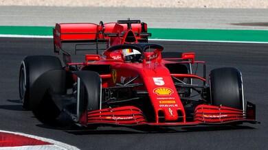 GP Portogallo, Ferrari lavora a... fondo sugli sviluppi