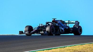 GP Portogallo: Hamilton promuove Portimao, non la Mercedes delle libere 2