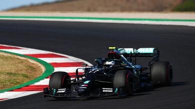 GP Portogallo, Fp3: Mercedes davanti a tutti, Leclerc è 6°