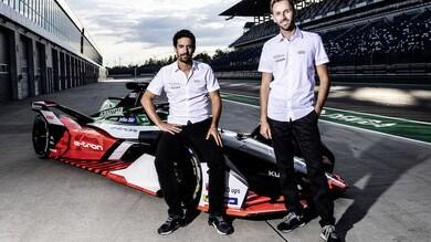 Formula E, Audi nel 2021 con Di Grassi e Rast