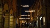 GP Emilia Romagna, le luminarie dedicate a Senna FOTO