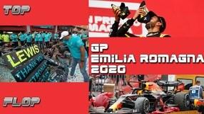 Settebello Mercedes, Renault da sballo e la Ferrari? Il Top e Flop GP Imola VIDEO