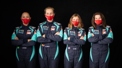 """Ferrari Driver Academy: ecco le 4 donne finaliste di """"Girls on track"""""""