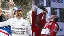 Michael Schumacher e Lewis Hamilton, i due Re dai 7 titoli iridati FOTO