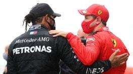 GP Turchia, Vettel: Lewis ha scritto la storia e noi c'eravamo