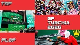 Hamilton, il Re dei 7 Mondiali come Schumi: tutto il meglio del GP Turchia VIDEO