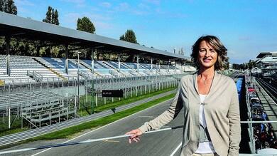 Alessandra Zinno: una Lady alla guida di Monza
