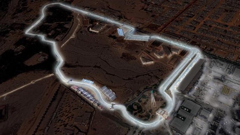 ePrix Diriyah, novità notturna per la Formula E