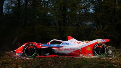Formula E, Mahindra tutta nuova con il powertrain ZF
