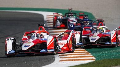 Test Formula E, Lynn e Mahindra i più rapidi dopo 2 giornate