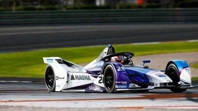 Test Formula E: Vandoorne vola a Sakhir, Guenther in pista