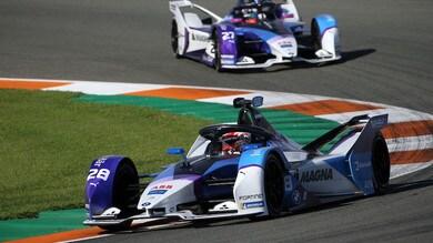 Formula E, BMW lascia il campionato a fine stagione