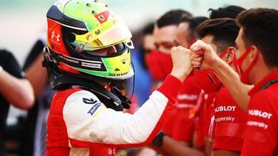 F2 GP Sakhir Sprint Race: Mick Schumacher è campione! Gara a Daruvala