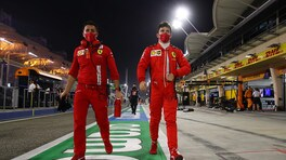 "GP Sakhir, Leclerc k.o. al primo giro: ""Errore mio, nessun alibi ma Perez mi ha sorpreso"""