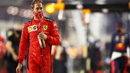 """Gp Sakhir, Vettel solo 12°: """"Tutto incommentabile, non voglio parlarne"""""""