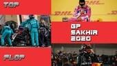 GP Sakhir: la prima di Perez, il disastro Mercedes, il suicidio di Leclerc e...