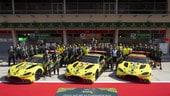 Aston Martin chiude il programma GTE factory