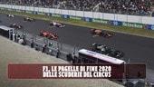 F1, il pagellone finale dei team: ecco tutti i numeri del Mondiale 2020