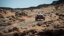 Classic Dakar 2021, le auto storiche in Arabia Saudita