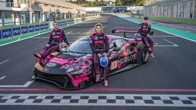 Racing Beyond Limits, la web series che racconta la storia delle Iron Dames