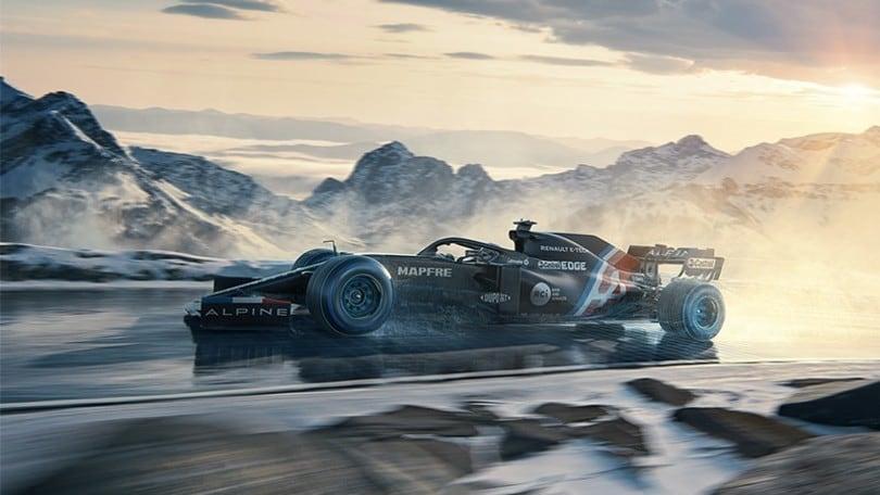F1 Alpine A521,