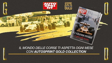 Autosprint Gold Collection: F.1, grandi storie e piccoli team