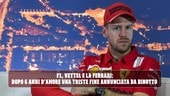 F1, Vettel: la verità sull'addio in Ferrari e su quella chiamata di Binotto