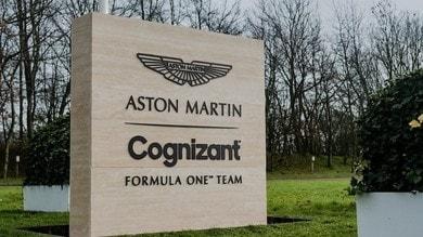 Vettel inizia l'avventura Aston Martin dal simulatore
