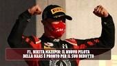 F1, Mazepin la vita spericolata del neo pilota Haas pronto al debutto