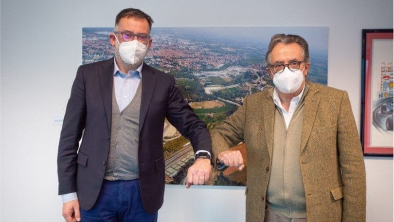 Ufficiale, Benvenuti è il nuovo direttore di Imola